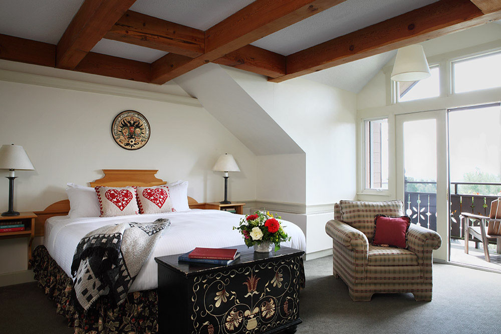 Suite at our Stowe, Vermont Lodge
