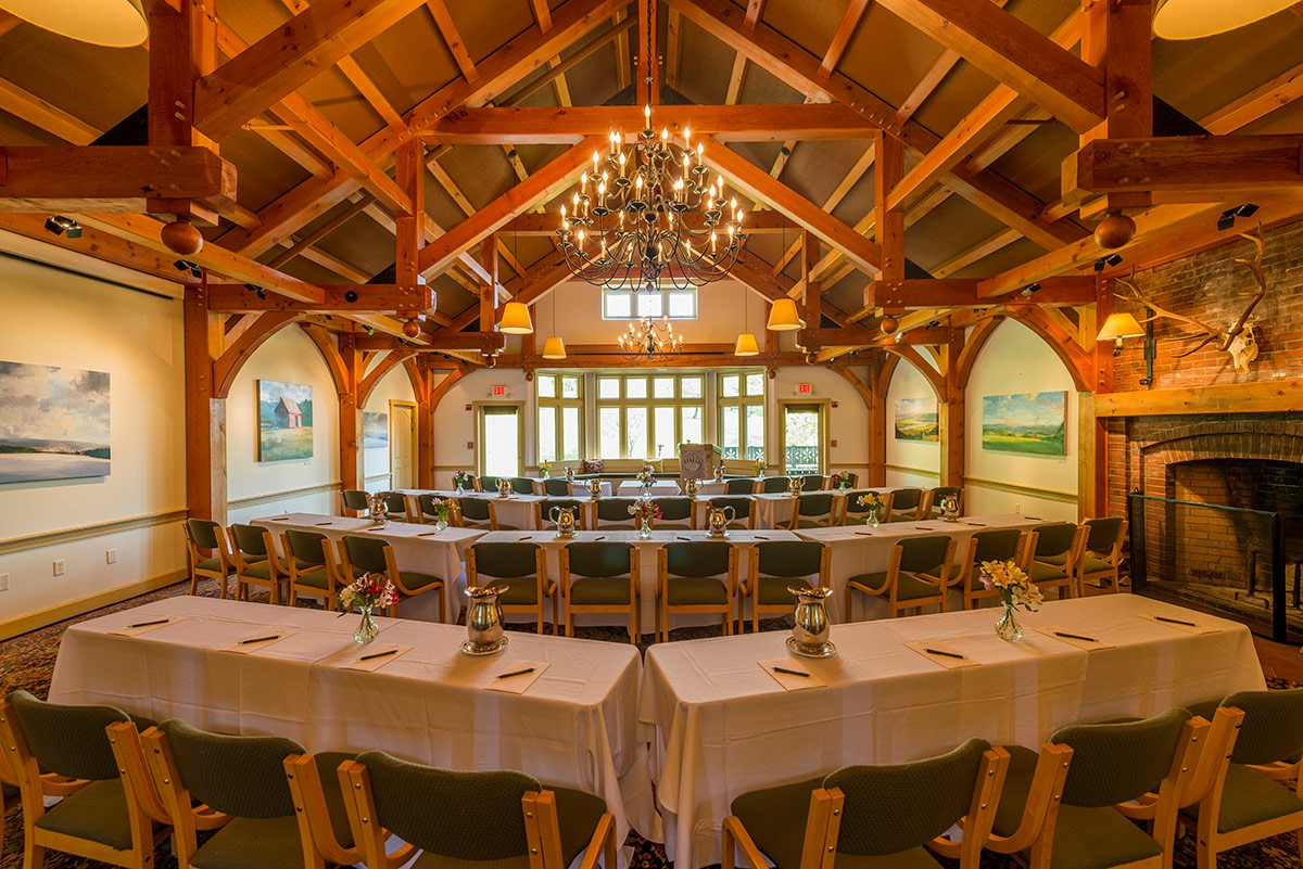 Trapp Family Lodge Meetings