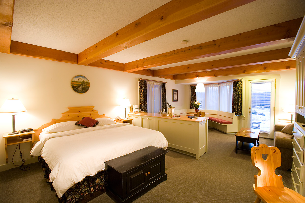 Trapp Family Lodge Rooms and Suites