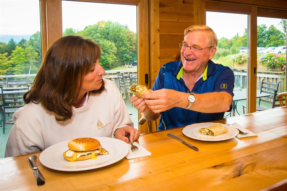 Dining at The Trapp Family Lodge