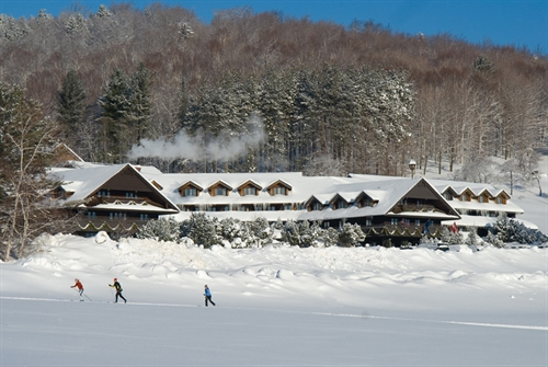 Winter at Trapp Family Lodge