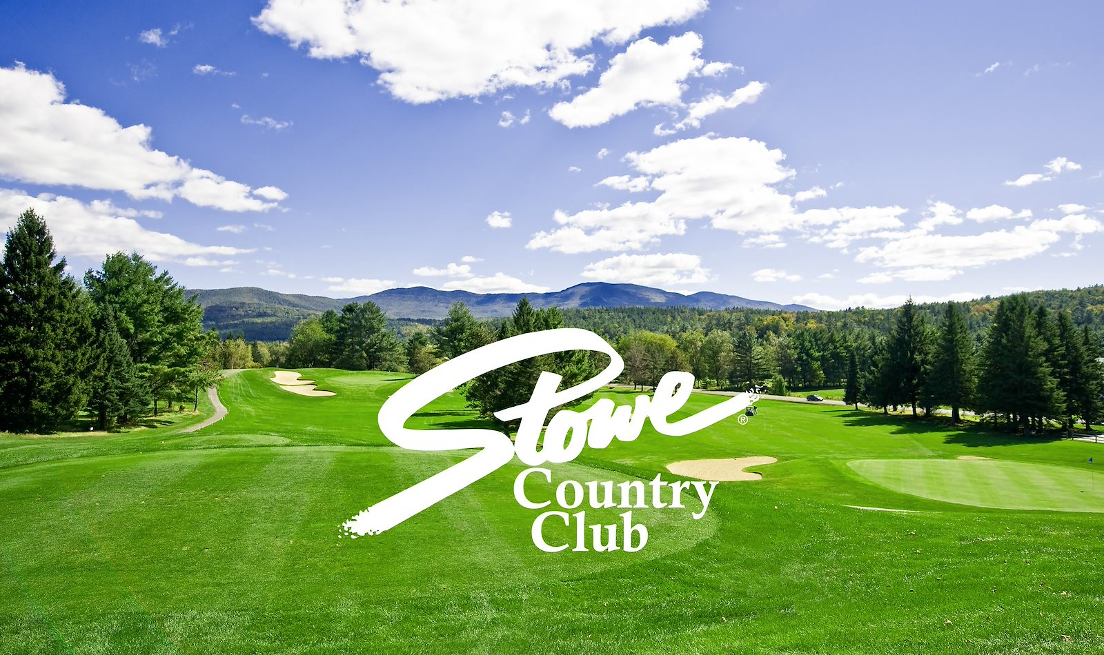 Golf Course at Stowe Country Club