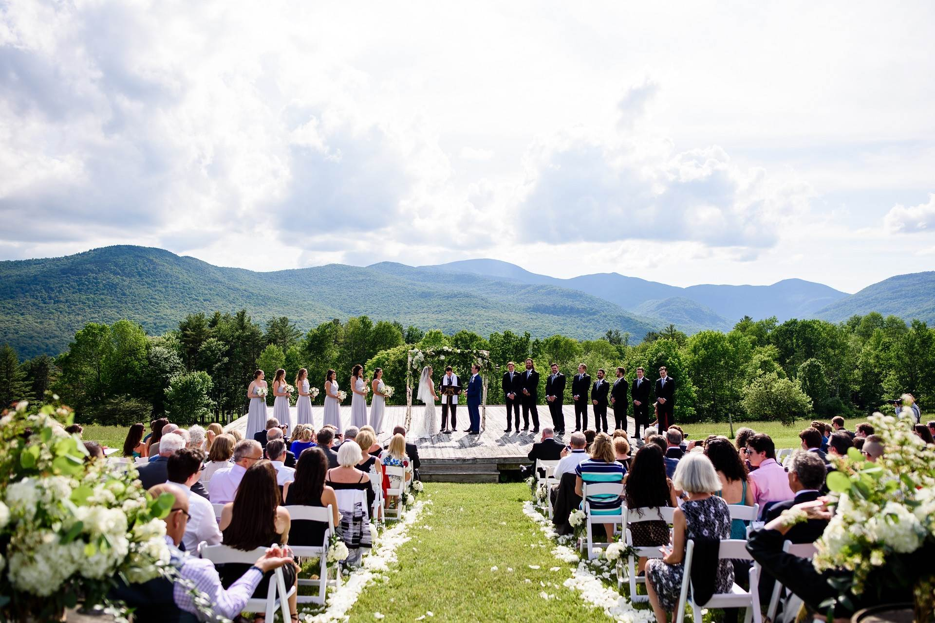 Weddings at our Resort in Stowe, Vermont