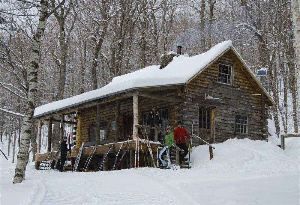 Slayton Pasture Cabin in Stowe, Vermont