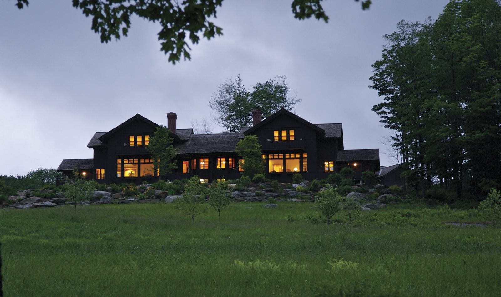 Stowe vt vacation rentals luxury vacation homes in for Family villas