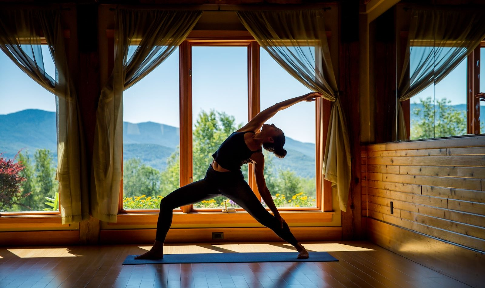 Yoga at Trapp Family Lodge Fitness Center
