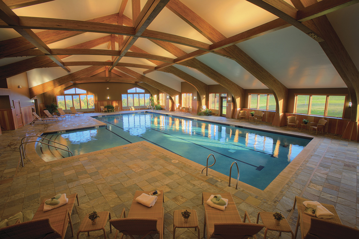 Trapp Family Lodge Amenities