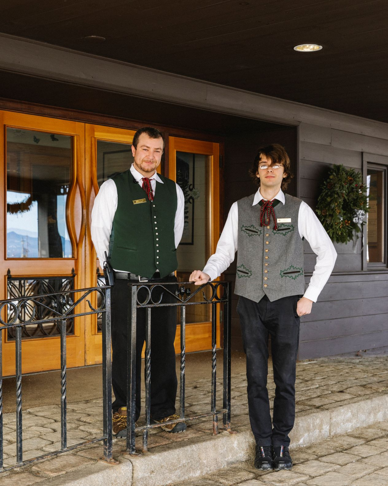 Hospitality careers at Trapp Family Lodge in Stowe, VT